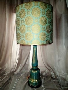 The Vintage Village - View Classified - Paul Hanson DesignerTable Lamp Hollywood…