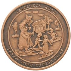 Nasreddin Hoca Hatıra Parası