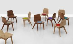 chairs - wow - simple - beautiful - and so well-crafted