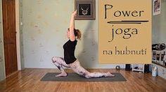 cvičení jogy pro začátečníky - YouTube Yoga Videos, Pilates, Reiki, Health Fitness, Exercise, How To Plan, Youtube, Planking, Sports