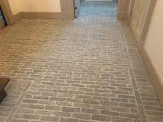 Castle Stones, Inside Castles, Brick Flooring, Lofts, Mudroom, Tile Floor, Interior, Garden, House