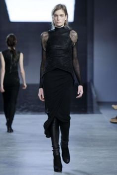 47d05df6e182 Helmut Lang Fall Winter Ready To Wear 2012 New York