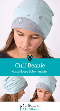 Cuff Beanie No rating yet. Sewing Cuff Beanie Hat for Adult Sewing Patterns for the Head Free Sewing Pattern Free Sewing Instructions Bonnet Crochet, Crochet Beanie Pattern, Sewing Projects For Kids, Sewing For Kids, Sewing Ideas, Sewing Tutorials, Sewing Clothes, Diy Clothes, Motifs Beanie