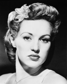 Betty Grable - Lovely -