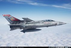 Panavia Tornado F3 #aviation #aircraft #military #twin #jet #fighter #bomber #europe #collaboration