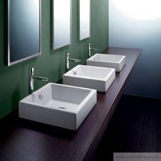 Zero 37 Inset/Undermount Basin - Basins - Bathroom