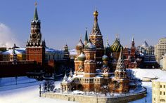 Now he is a subsidiary of the State Historical Museum. The Moscow Kremlin is the most majestic landmark in the city of Moscow.