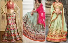 10 Tips To Get Best #Lehengas Within Your Budget