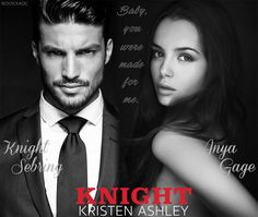 Knight (Unfinished Hero #1) by Kristen Ashley