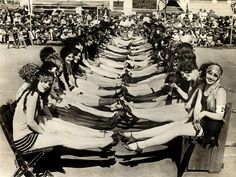Beauty Contest, 1925