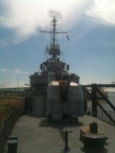 USS Kidd (now a museum), Baton Rouge, Louisiana
