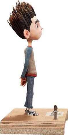 Animation Art:Maquette, ParaNorman Norman Pajamas Original Animation Puppet (LAIKA,2012).... Image #5