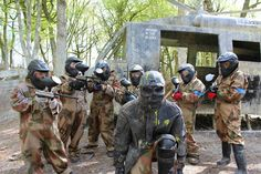 Great fun for under 10 years olds! 10 Year Old, 10 Years, Paintball Party, Mayor Of London, Uk Today, Delta Force, Game Google, School Holidays, Team Building