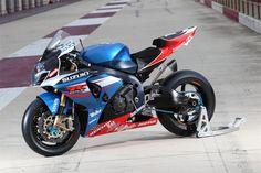 Suzuki GSX-R 1000 Team SERT 2013