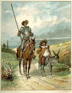 El Ingenioso Hidalgo Don Quijote de la Mancha http://literaturauniversal.carpetapedagogica.com/2011/12/el-ingenioso-hidalgo-don-quijote-de-la.html