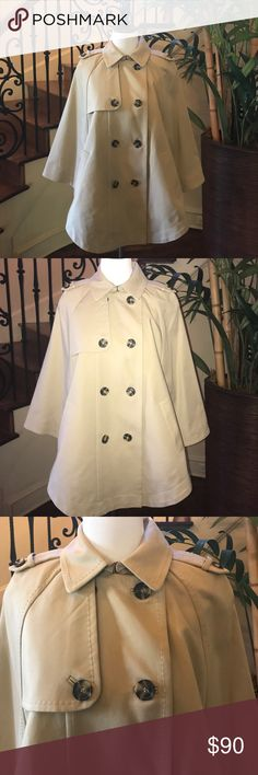 The Limited Brand Cape Beautiful Gently used worn once The Limited Brand Scandal Collection Cape Jacket Size Small The Limited Jackets & Coats Capes