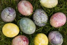It's easy to dye eggs naturally —and you may already have dye-worthy ingredients on hand.