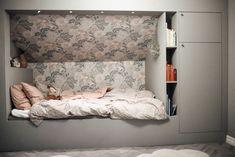 Interior By Susan Bedroom Nook, Attic Bedrooms, Bedroom Layouts, Teen Bedroom, Loft Conversion Rooms, Loft Room, Room Decor, Interior Design, Home