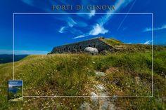 Forti di Genova FORTE GEREMIA lungo l'Alta Via dei Monti Liguri FORTE GEREMIA Il Forte Geremia situato a 800 m slm si trova lungo la tappa dell'Alta Via dei Monti Liguri che arriva dal passo del Faiallo, passa nei pressi del Bric del Dente e raggiunge il passo del Turchino. Il forte è uno dei pochi costruiti al di fuori della città di Genova.