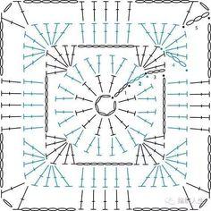 6 schoene haekelmuster, auf diese seite finden sie 6 schöne häkelmuster. die können sie, Design ideen