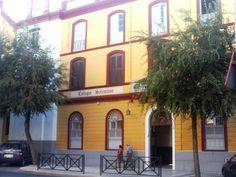 Colegio Salesiano - 1881.  Primer colegio salesiano en España.