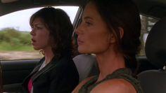 "Burn Notice 2x08 ""Double Booked"" - Fiona Glenanne (Gabrielle Anwar) & Jeannie Anderson (Amy Pietz)"