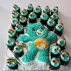 Care Bear Birthday! Or possible future baby shower for Krystal whenever she and Mike get around to babies :)