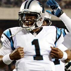 Panthers Win! Carolina defeats Philadelphia,