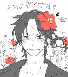 Portgas D. Ace     _One Piece