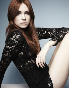 Karen Gillan - Matt Holyoak Photography - EDITORIAL