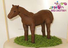 horse cake(close up) by cakes-mania עוגת סוס מפוסלת -תקריב מאת שיגעון העוגות - www.cakes-mania.com