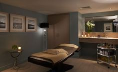 New Spa treatment room at De Vere Slaley Hall