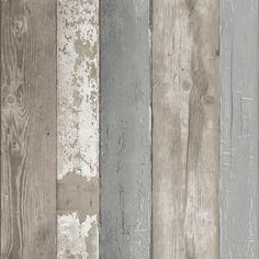 vtwonen vliesbehang Natural Wood (dessin 2234-02) kopen? Verfraai je huis & tuin met Hout behang van KARWEI