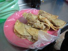 Tacos de Canasta Los Especiales Ciudad de México.