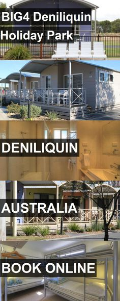 Hotel BIG4 Deniliquin Holiday Park in Deniliquin, Australia. For more information, photos, reviews and best prices please follow the link. #Australia #Deniliquin #travel #vacation #hotel