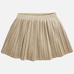 6e61e3beea0 Mayoral 4920 Girls Pleated Velvet Skirt