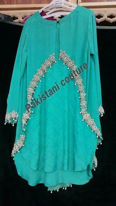 Cute Stylish Dresses For Girls, Stylish Dress Designs, Designs For Dresses, Simple Dresses, Beautiful Dresses, Simple Pakistani Dresses, Pakistani Wedding Outfits, Pakistani Dress Design, Kurti Neck Designs