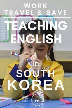 Teaching English in Korea: Work, Travel & Save Travel Jobs, Work Travel, Travel Advice, Travel Guides, Budget Travel, Time Travel, Teaching Overseas, Teaching Jobs, South Korea Travel