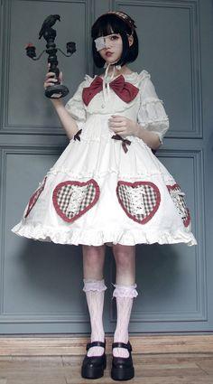 Dorothy's Doll Lolita Jumper Dress - Preorder