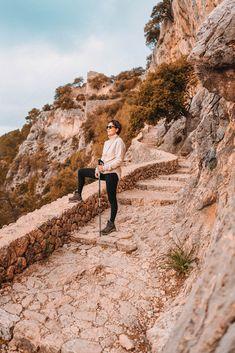 Winter-Wanderung zum Castell d'Alaró Monument Valley, Grand Canyon, Landscape, Nature, Travel, Mountain Range, In Love, Island, Hiking