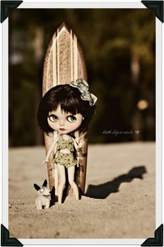 Little Ditzies - what can i say....SURFER GIRL RULES!