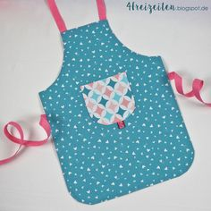 Couture, Apron, Sewing Projects, Decor, Kids Apron Patterns, Kids Apron, Aprons, Sewing Patterns Baby, Sew Toys