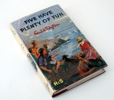 Five Have Plenty of Fun,  March House Books