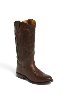 Every girl needs a pair of cowboy boots in her closet...especially Frye Boots!