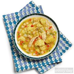 Chicken Soup Recipes - Rachael Ray Every Day