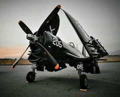The Corsair....my favorite childhood plane...such a history maker....