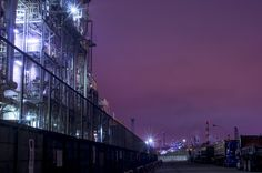 Industrial area at KAWASAKI by Cyan Stella on 500px