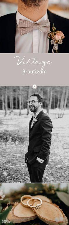 Der perfekte Hochzeitsanzug – Trends, Looks und Accessoires für den Bräutigam. Was trägt Mann an eurem besonderen Tag?