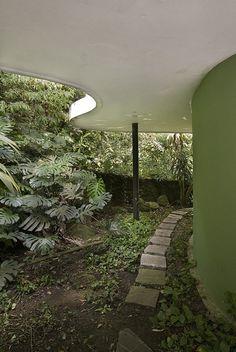 Casa das Canoas | Oscar Niemeyer