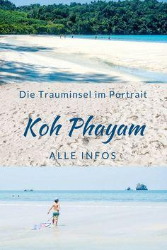 Koh Phayam, Thailands Trauminsel für Familien und andere Reisende. Thailand Reisen, Thailands Inseln, Thailand entdecken, Strände in Thailand